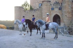 equitation espagnole