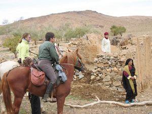 cap rando voyages a cheval au maroc