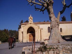 randonnee equestre tousseaint en provence