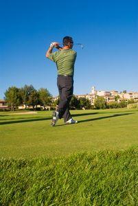 golf et cheval en provence
