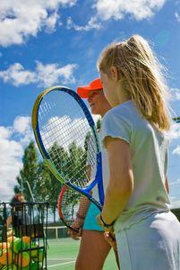 tennis et cheval en provence