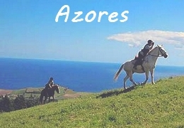 equestrian holiday in the Azores
