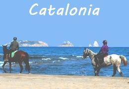 horseback riding in spain catalonia and costa brava