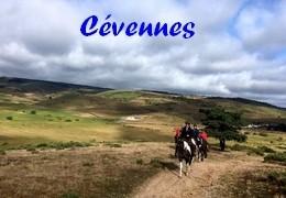 Randonnées à cheval dans les Cevennes et la Lozere