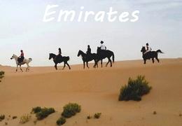 United Arab Emirates horseback riding