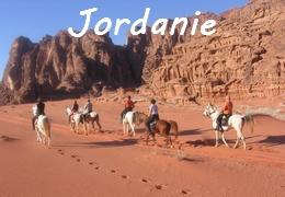 Rando à cheval en Jordanie