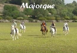 Voyages à cheval à Majorque