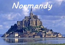 Normandy horseback tour