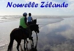 Randonnée à cheval en Nouvelle Zélande