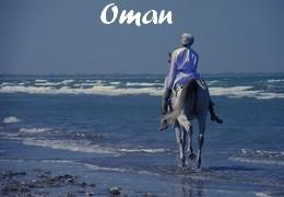 Voyages à cheval en Oman