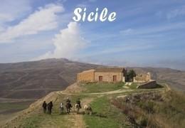 Randonnées à cheval en Sicile
