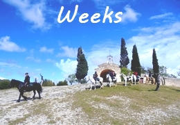 Week rides in Provence