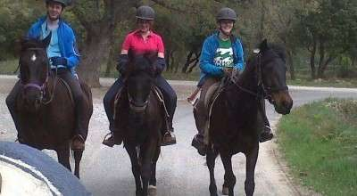 week end cheval luberon