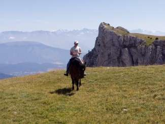 vercors a cheval