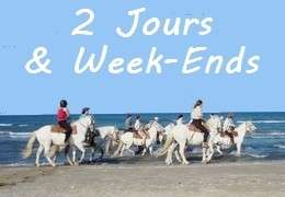 weekend a cheval en Provence